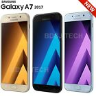 """Samsung Galaxy A7 2017 (32GB) 5.7"""" 4G LTE Factory Unlocked GSM Android 6.0 A720F"""