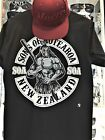 SONS OF AOTEAROA ........ TEE SHIRT FRONT & BACK PRINT