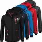 Geographical Norway Herren Softshelljacke Telepherique Regenjacke Windjacke