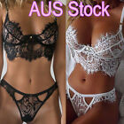 Sexy Lingerie Babydoll Dress Women Nightwear Underwear Sleepwear+G-string Set LD