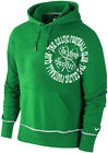 logo celtic fc - Nike Celtic FC Soccer Core Script Clover Circle Logo Terry Pullover Hoodie New