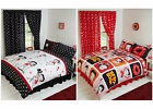 Official 2016/17 Betty Boop Red & Black Double King & Super Duvet Cover Set $61.31 AUD on eBay