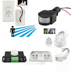 Security PIR Infrared Motion Sensor Detector Wall path Drawer Door Keyhole Light