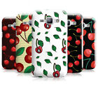 CHERRY PRINT COLLECTION HARD MOBILE PHONE CASE COVER FOR SAMSUNG GALAXY J1 £4.95 GBP on eBay