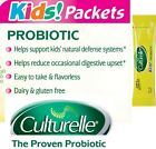 Culturelle Kids Packets Daily Probiotic Formula Sachets Children Lactobacillus