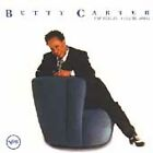 """BETTY CARTER CD: """"I'M YOURS, YOU'RE MINE"""" 1996"""