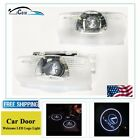 2pcs LED Car Door Welcome laser Projector Logo Ghost Shadow Light For Lexus