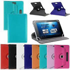 "Universal Folio Leather Flip Case Cover For Android Tablet PC 7"" 8"" 9"" 10"" gifts"