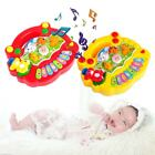 For Baby Kids Gift Farm Animal Piano Musical Toy Educational Developmental