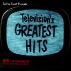 """""""TELEVISION'S GREATEST HITS: THE 50's & 60's"""" CD TEEVEE TOONS"""