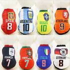 Dog Vest Pet Clothing Puppy Clothes Dog Sport Shirt Basketball Jersey XS-6XL