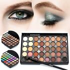 40 Colour Eye Shadow Makeup Cosmetic Eyeshadow Palette Set #1/#2 EN24H