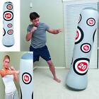 ADULTS PUNCH BAG BOXING FITNESS TRAINING INDOOR OUTSOOR FREE STANDING EXERCISE
