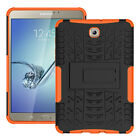 Rugged Hard Hybrid Shockproof Protective Case Cover For Samsung Galaxy Tablet