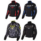 2017 Men's FXR Racing Octane Snowmobile Jacket Thermal Flex Insulation & F.A.S.T