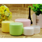 5x 20/50/100ml Empty Makeup Jar Pot Travel Face Lotion/Cosmetic Containers OZ