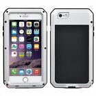 Waterproof Shockproof Aluminum Gorilla Metal Cover Case for Apple iPhone 6 6s 7