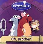"DISNEY Pixar RATATOUILLE ""Oh Brother"" Book New Great Book for Ratatouille Fan"