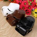 Camera Bag PU leather  Case Cover Pouch For Sony A5000 A5100 NEX 3N Fashion
