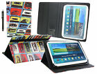 Universal Wallet Case Cover fits Teclast X98 Plus II Dual OS 9.7 Inch Tablet