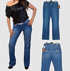 Womens SEVEN7 Stretch Boot Cut Jeans Bottom size 4 6 8 Brand New NWT $59usd