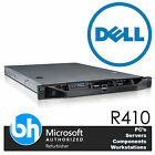 Dell Poweredge R410 Customisable Up To 2x Six Core 2.66GHz/64GB RAM 1U Server