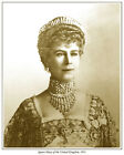 QUEEN MARY OF THE UNITED KINGDOM. DUCHESS OF WALES PRINT. MARY OF TECK