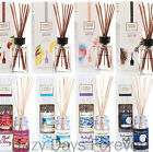 YANKEE CANDLE REED DIFFUSERS Buy 1 Get 1 FREE Classic & Decor