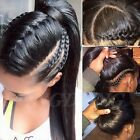 Indian Virgin Human Hair Full Lace Wig with Baby Hair Lace Front Wigs Straight s
