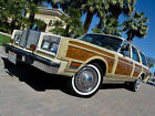 1981+Chrysler+LeBaron+Town+And+Country+Woody+Wagon