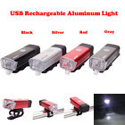 Внешний вид - LED 4 Modes Bike Front Cycling Lamp Light Headlamp Torch Silver/Black/Gray/Red