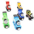 NO.22,1-20 Wooden Magnetic Thomas Series Model Train Baby Children Toys Gifts
