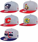 New Era 9FIFTY NHL The Letter Man Snapback Cap Hat 32