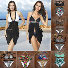 2017 Women Bikini Set Push-up Padded Bra Swimsuit Swimwear Triangle Bathing Suit