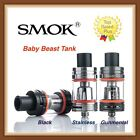 Authentic SMOK TFV8 Baby Beast Tank 3ml Capacity - Free Shipping By US Seller