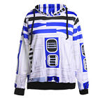 New Unsex Autumn star war Printed Pullover Pocket Loose hoodie 1pc 1004