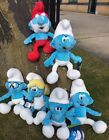 Official Licensed Smurfs Plush Soft Toys 6 Characters 'The Lost Village' 467181