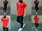 AMSTERDAM Mode Crazy&Hot Fashion Style LONGSHIRT Street/Clubwear Party T-Shirt