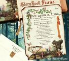 custom 150 Storybook Scroll Quinceanera Sweet 16 Fairies Invitations and RSVP
