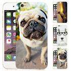 Fashion Cute Animal Lovely Funny Dogs Pattern TPU Hard Cover For iPhone 6 Plus