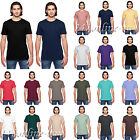 American Apparel Mens Power Washed T Shirt jersey cotton Tee XS-2XL 2011W image