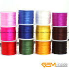 60 Yards 0.6mm Elastic Stretchy Beading Cord Thread Sewing For Jewelry Making