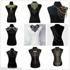 Womens Ladies Exaggerated Sexy Tassel Body Chains Gift For Friends&Family