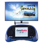 Handheld Game Console 2.5 Inch Video Games Player Color Screen Classic Games JW