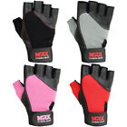 Weight Lifting Gloves Genuine Leather Fitness Gym Exercise Glove Men/Women