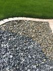 Blue Grey Slate Chippings - Buy Direct from our Quarry