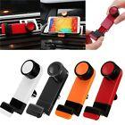 Universal 360° Rotating Car Air Vent Holder Mount for 3.5-6 inch Smartphone