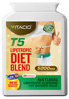 T5 Lipotropic Diet Blend 10:1 Extract 5000mg Weight loss, Fat Burner Diet Pills
