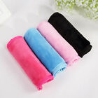 Soft Microfiber Facial Cloth Face Towel Pad Makeup Remover Cleaner Reusable 2017