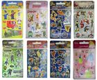 Kids CHARACTER - MAGNET SET (Official) (Fridge/Freezer/Metal/Kitchen/Play/Gift)
